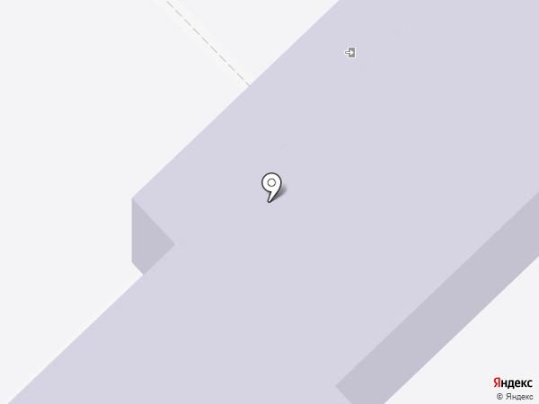 Отражение на карте Набережных Челнов