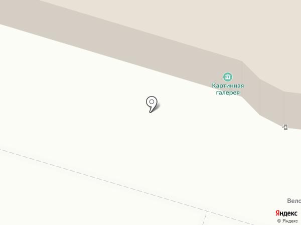 Рай на карте Набережных Челнов