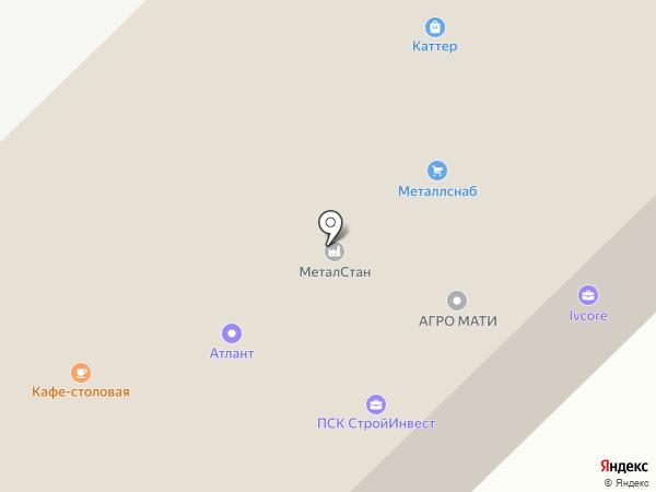 ВЕНТАЛ-РЕГИОН на карте Набережных Челнов