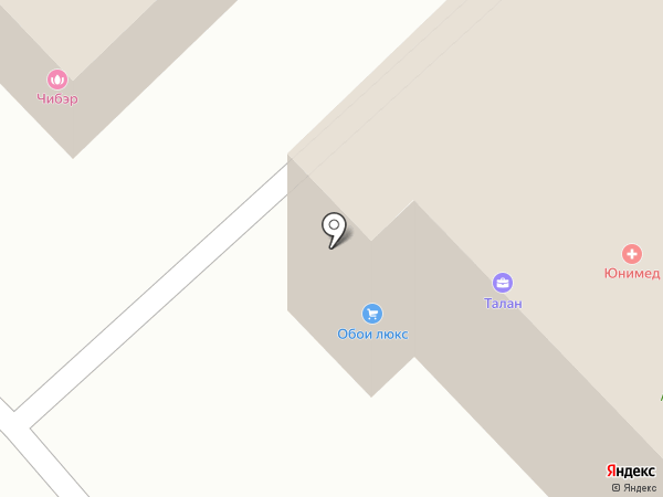 Обои люкс на карте Набережных Челнов