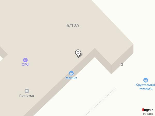 Сеть платежных терминалов, АКИБАНК, ПАО на карте Набережных Челнов