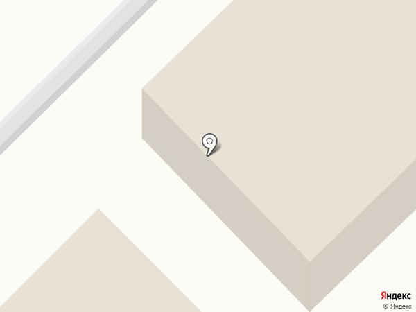 Берсут на карте Набережных Челнов