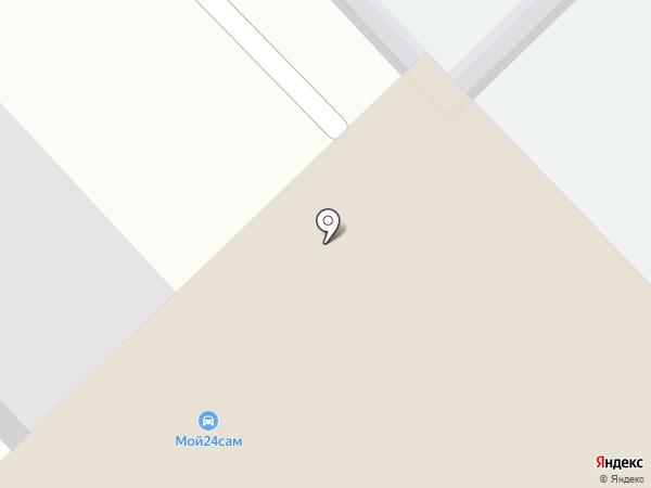 Челны-Лада на карте Набережных Челнов