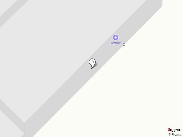 ОМИС на карте Набережных Челнов