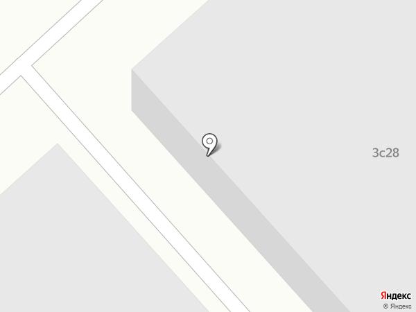 Магазин автозапчастей на карте Набережных Челнов