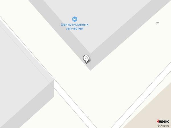 Автопилот на карте Набережных Челнов