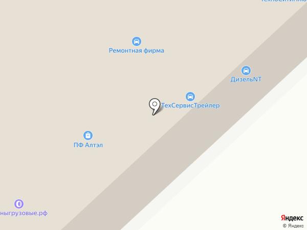 ТехноСитиПлюс на карте Набережных Челнов
