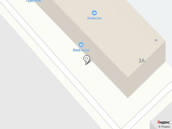 Автолюкс на карте Набережных Челнов