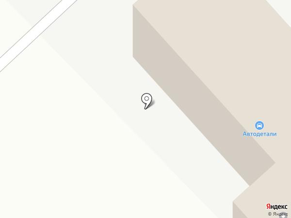 Автодетали на карте Набережных Челнов