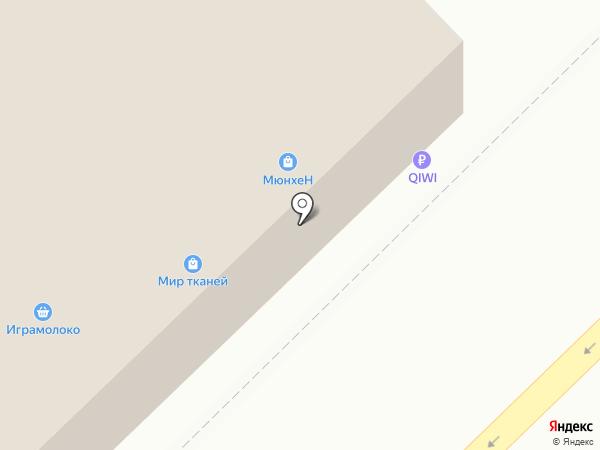 МюнхеН на карте Набережных Челнов