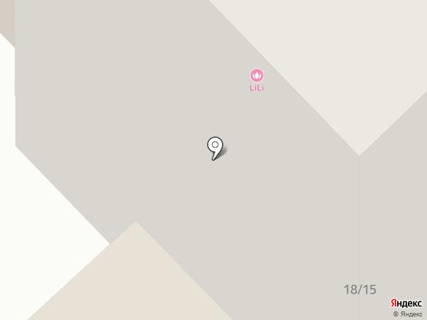 Атлант на карте Набережных Челнов