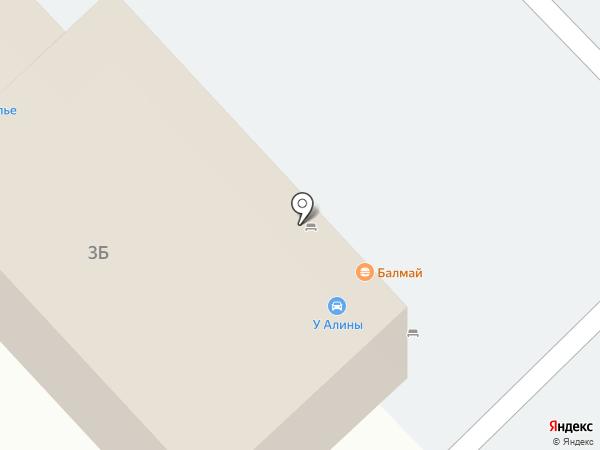 Фортек-авто на карте Набережных Челнов
