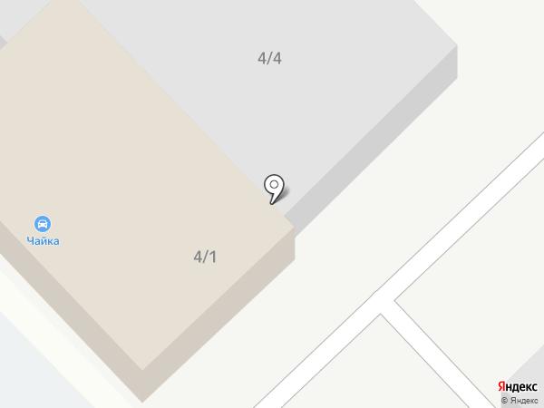 КАТАНА М на карте Набережных Челнов