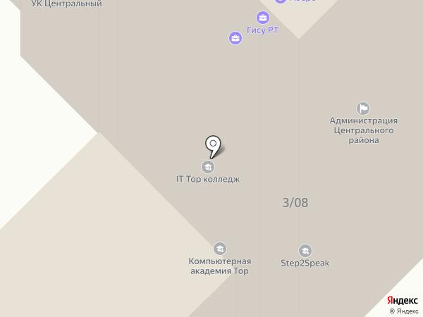 Систем Сервис на карте Набережных Челнов