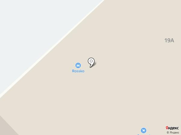Перила центр на карте Набережных Челнов