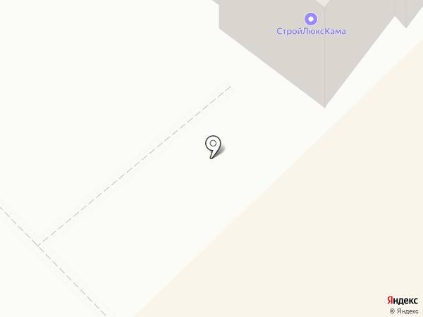 ЭРА на карте Набережных Челнов