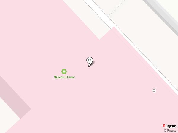 Центр Эстетической Стоматологии на карте Набережных Челнов