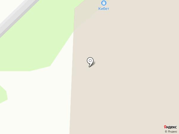 Ак Мечеть на карте Набережных Челнов