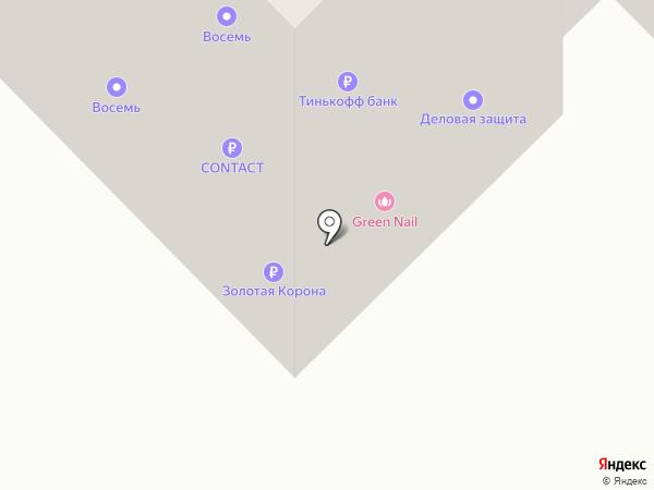 ТК Гольфстрим на карте Набережных Челнов
