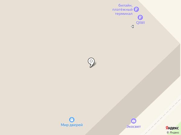 Магазин по продаже часов и очков на карте Набережных Челнов