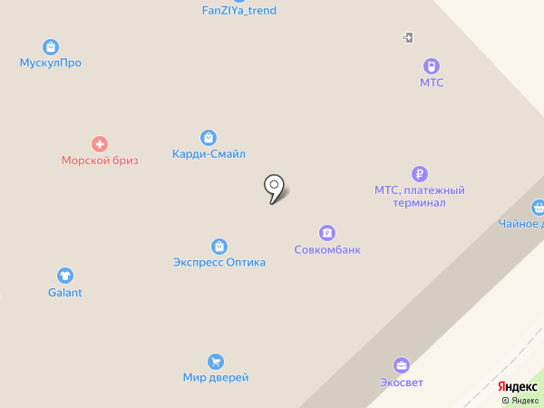 Модное хобби на карте Набережных Челнов