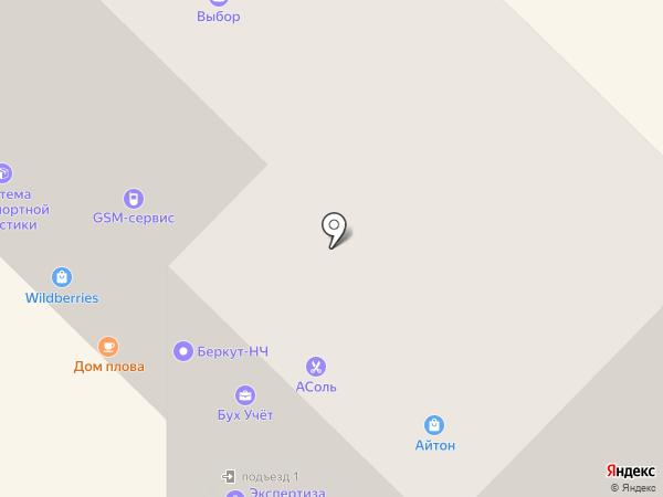 Радио Ретро FM 106.4 на карте Набережных Челнов