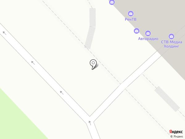 Радио Дача, FM 98.7 на карте Набережных Челнов