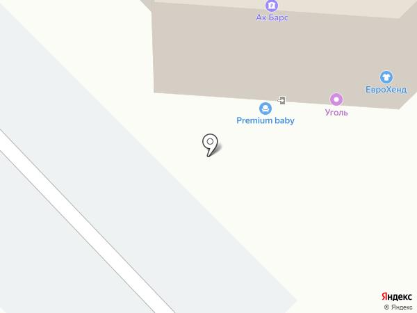 Хоз.Дом на карте Набережных Челнов