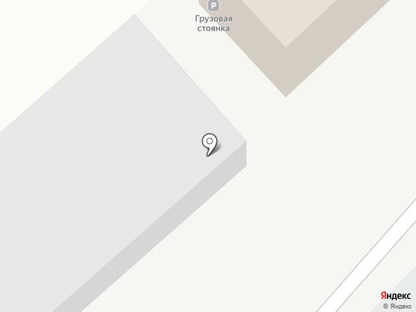 Автоформат на карте Набережных Челнов
