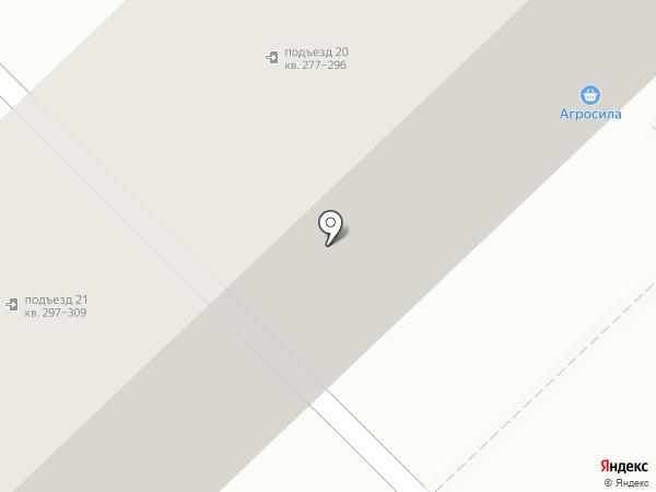 Огонек на карте Набережных Челнов