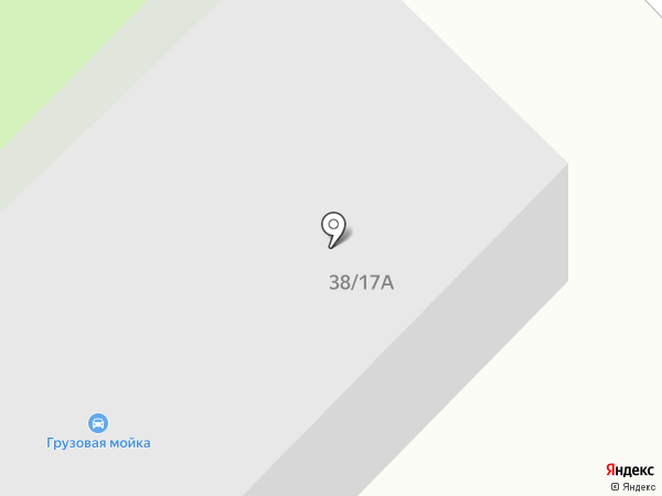 Центр авторазбора грузовых автомобилей на карте Набережных Челнов