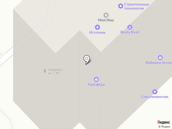 Мой Мир на карте Набережных Челнов