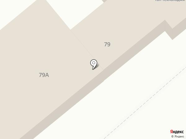 КРАФТ-ЛИЗИНГ на карте Набережных Челнов