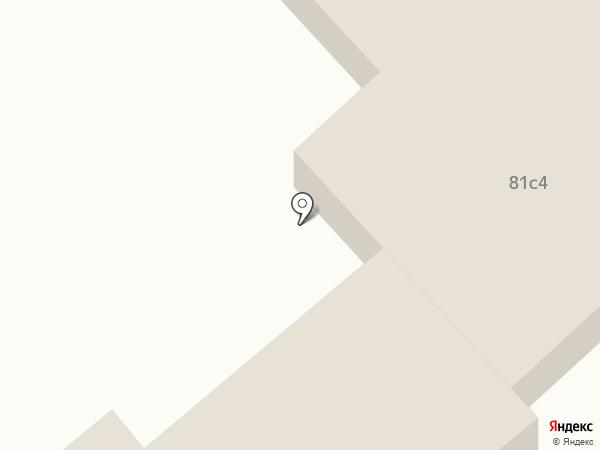 Диал-Авто на карте Набережных Челнов