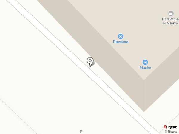 Поехали! на карте Набережных Челнов