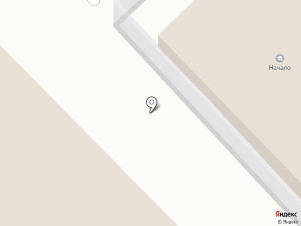 Спарта на карте Набережных Челнов