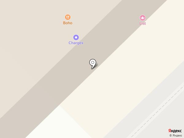 Бюро красоты на карте Набережных Челнов
