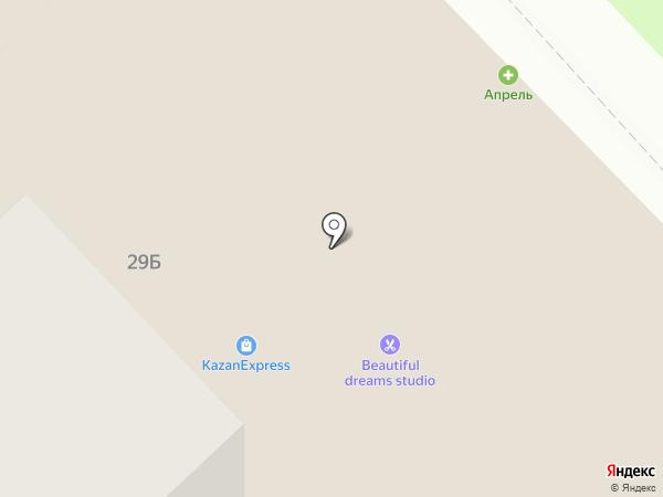 УГОЛЕК на карте Набережных Челнов