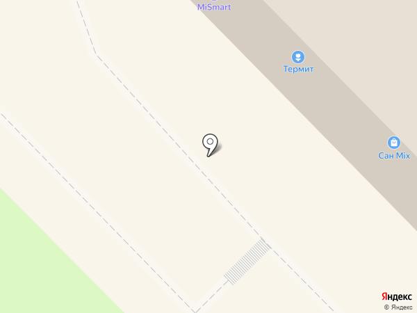 Магазин сантехники на карте Набережных Челнов