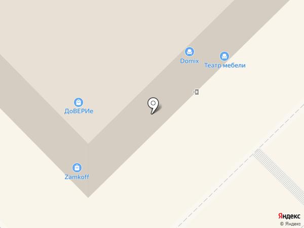 Фактор-Кама на карте Набережных Челнов
