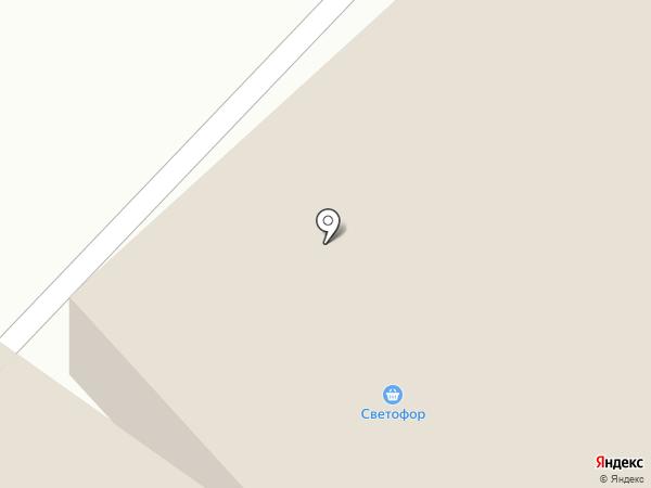 Автохэлп на карте Набережных Челнов