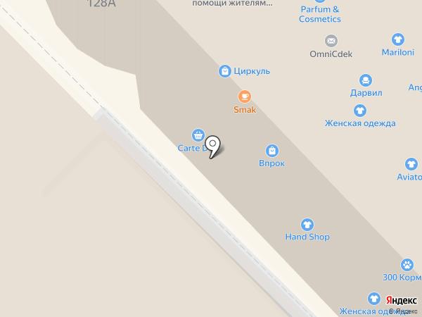 Carte D`or на карте Набережных Челнов