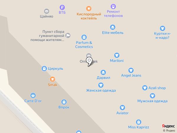 ЧiстюляМ на карте Набережных Челнов
