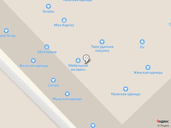 Bon Marche на карте Набережных Челнов