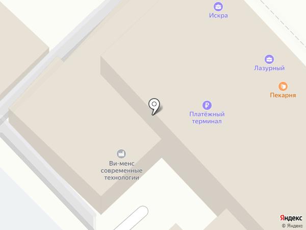 Бриз-2 на карте Набережных Челнов