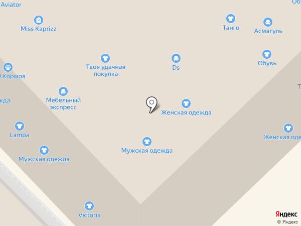 Decant на карте Набережных Челнов