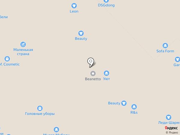 Lady Gold на карте Набережных Челнов