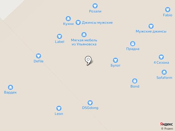 ИЛЬДОМ.РФ на карте Набережных Челнов