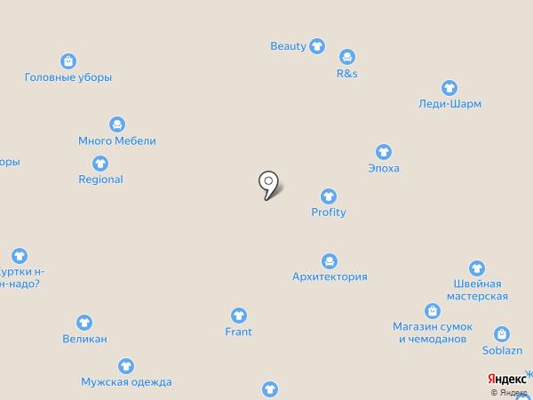 Beauty на карте Набережных Челнов
