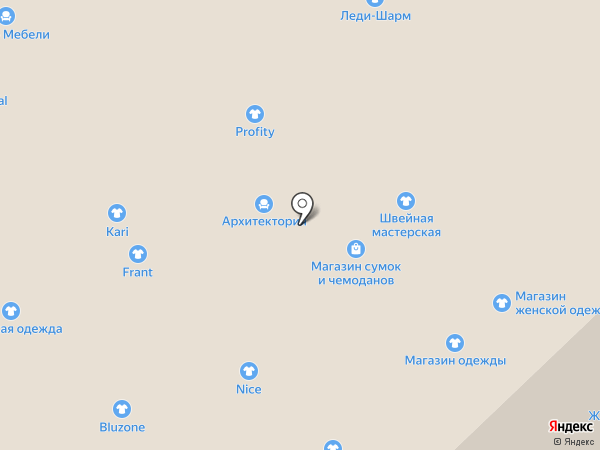 РеАл на карте Набережных Челнов